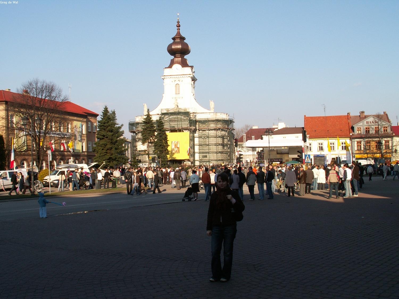 Wadowice-Kraków 2006